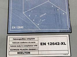 Na sprzedaż: Naczepa Wielton Ns3-K Mega 2013